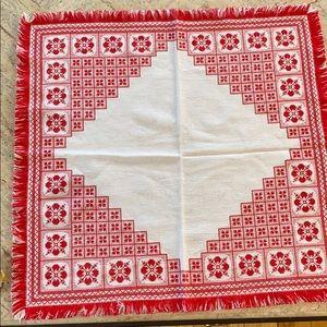 Table cloth linen
